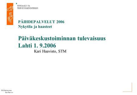 järvenpää lastensuojelu Oulu