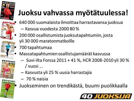 osallistujamäärä hcr 2015