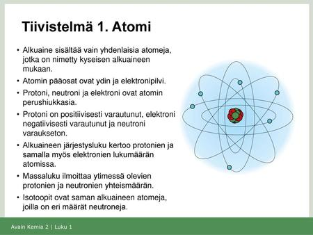 Rikki elektronirakenne
