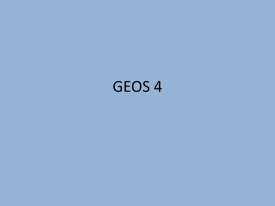 GEOS 4