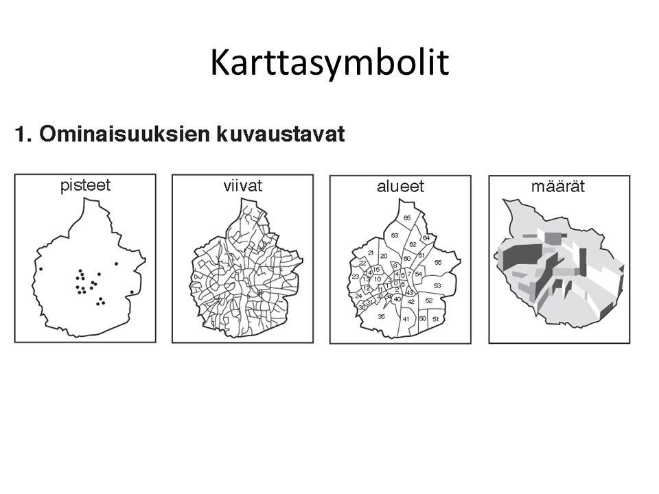 Karttasymbolit
