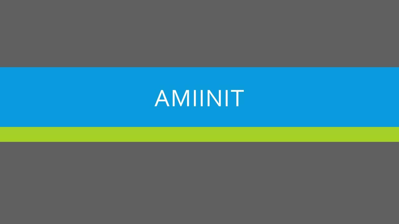 Amiinit