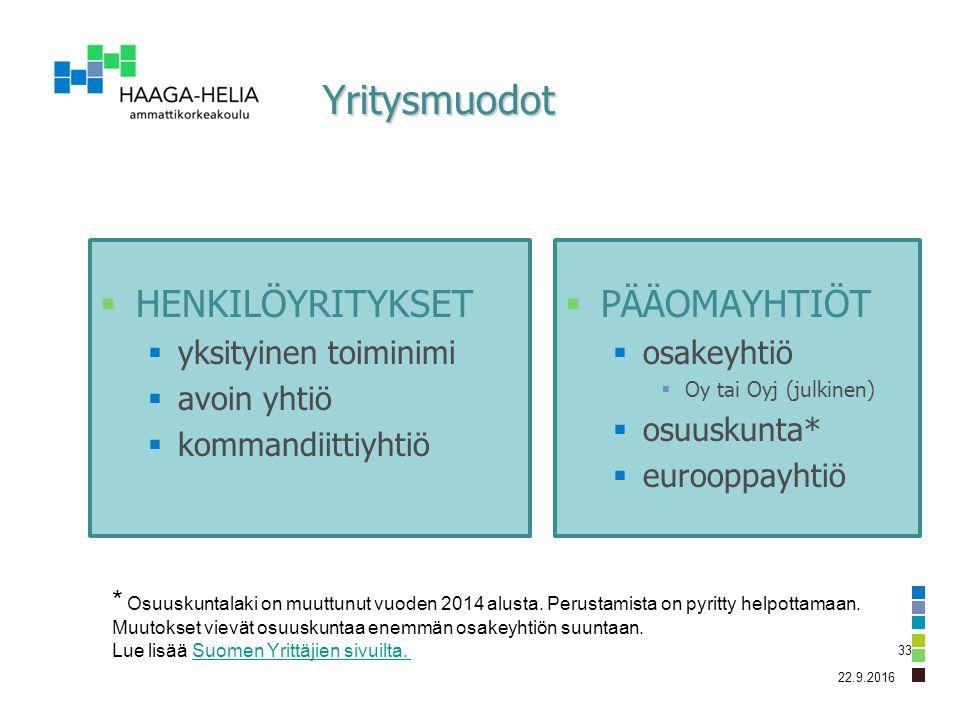 yrityksen myynnin verotus Kuopio