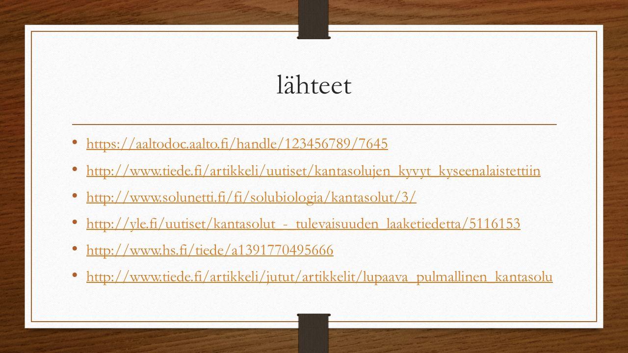 lähteet https://aaltodoc.aalto.fi/handle/123456789/7645