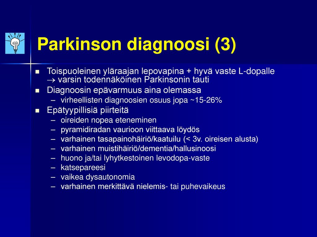 Parkinson diagnoosi (3)