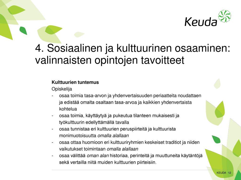 sosiaalis kulttuurinen kestävyys