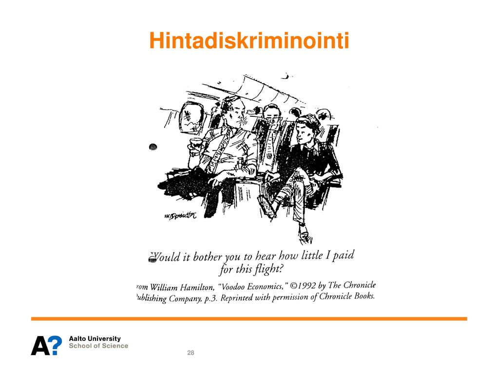 Hintadiskriminointi