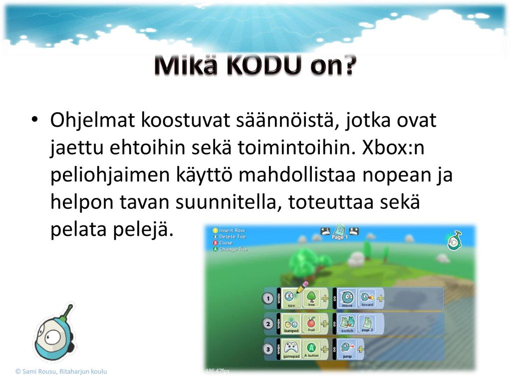 Mikä KODU on