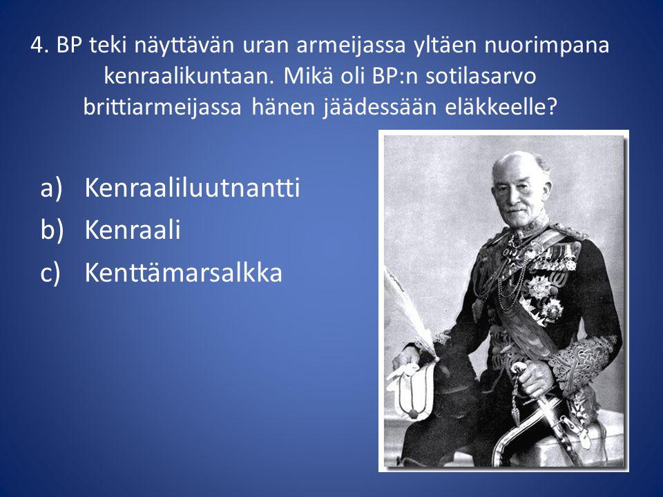 Kenraaliluutnantti Kenraali Kenttämarsalkka