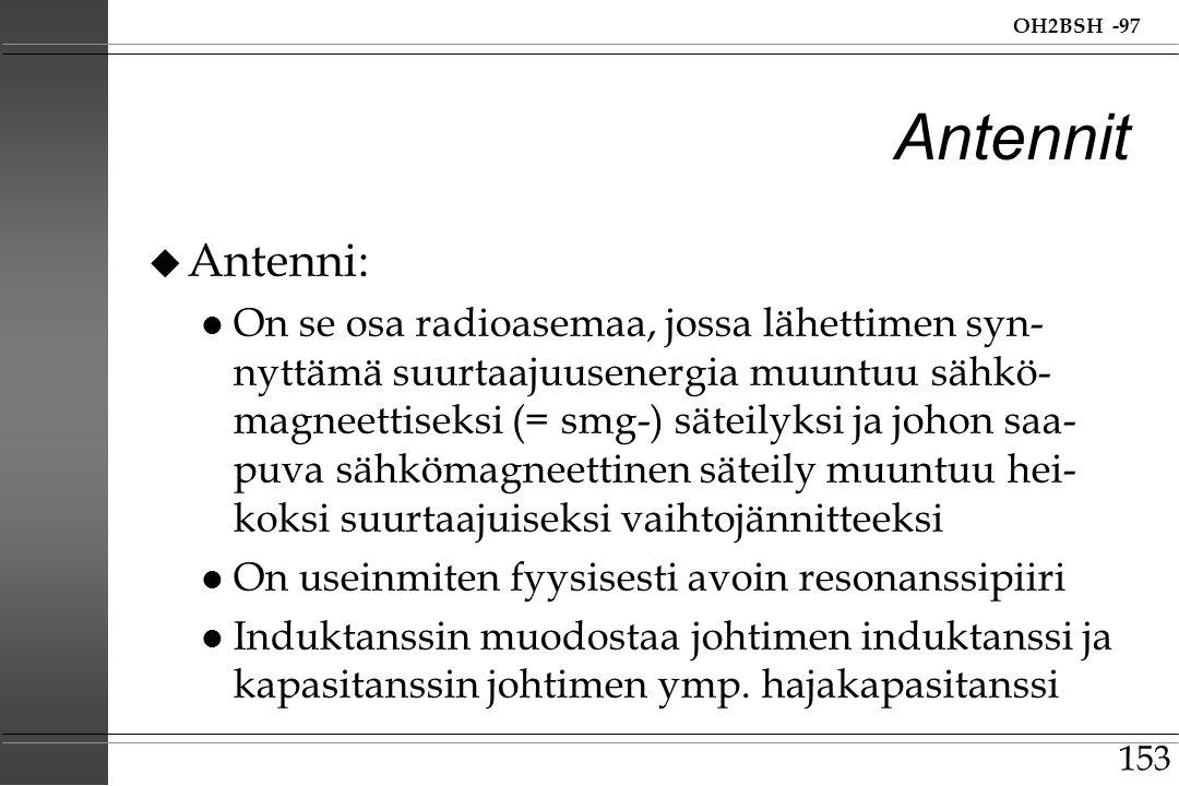 Antennit Antenni: