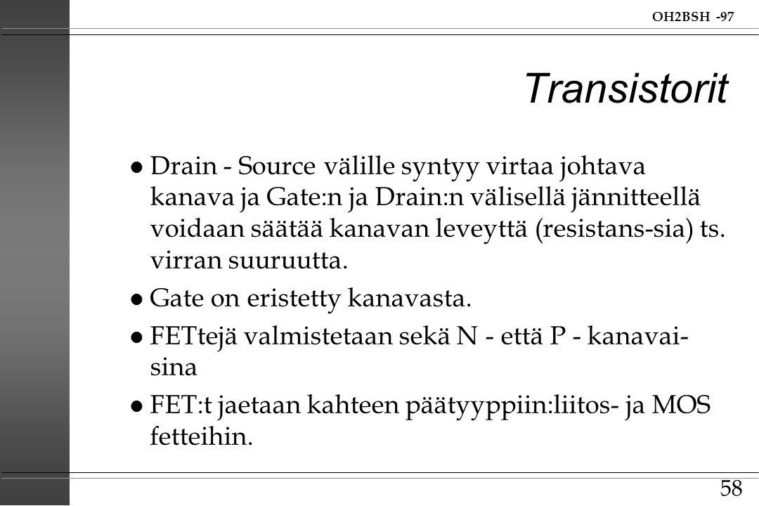 Transistorit