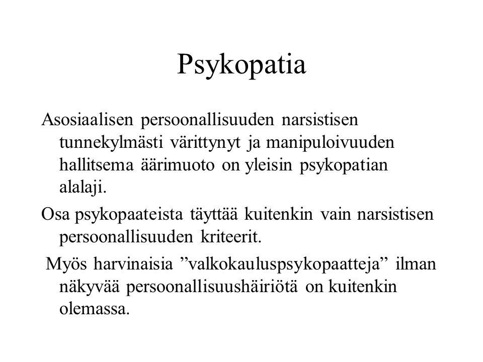 Psykopatia