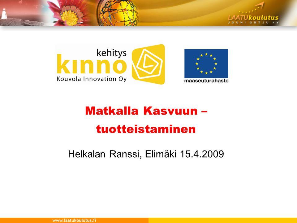 Helkalan Ranssi, Elimäki 15.4.2009