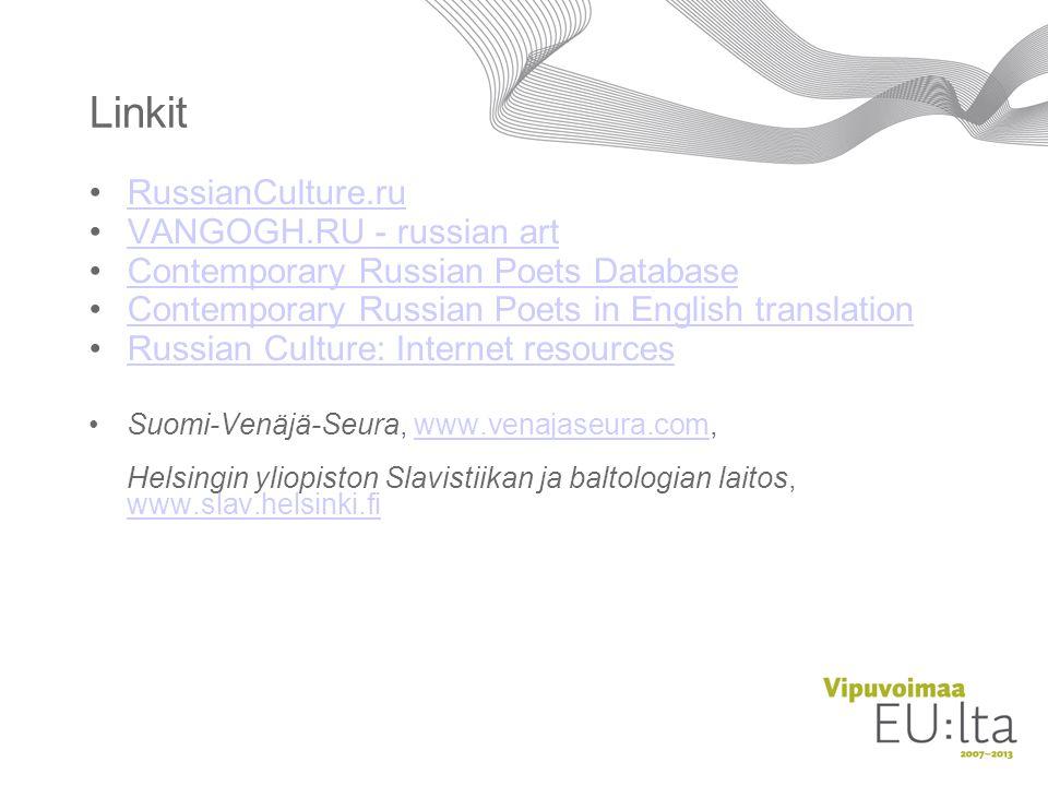 Linkit RussianCulture.ru VANGOGH.RU - russian art