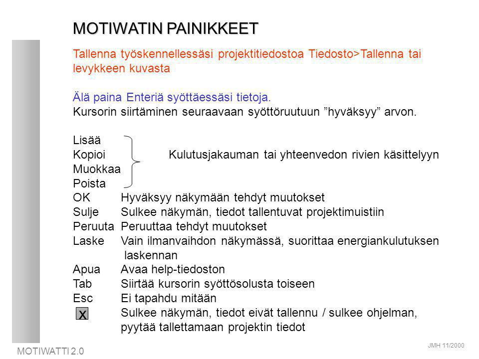 MOTIWATIN PAINIKKEET x