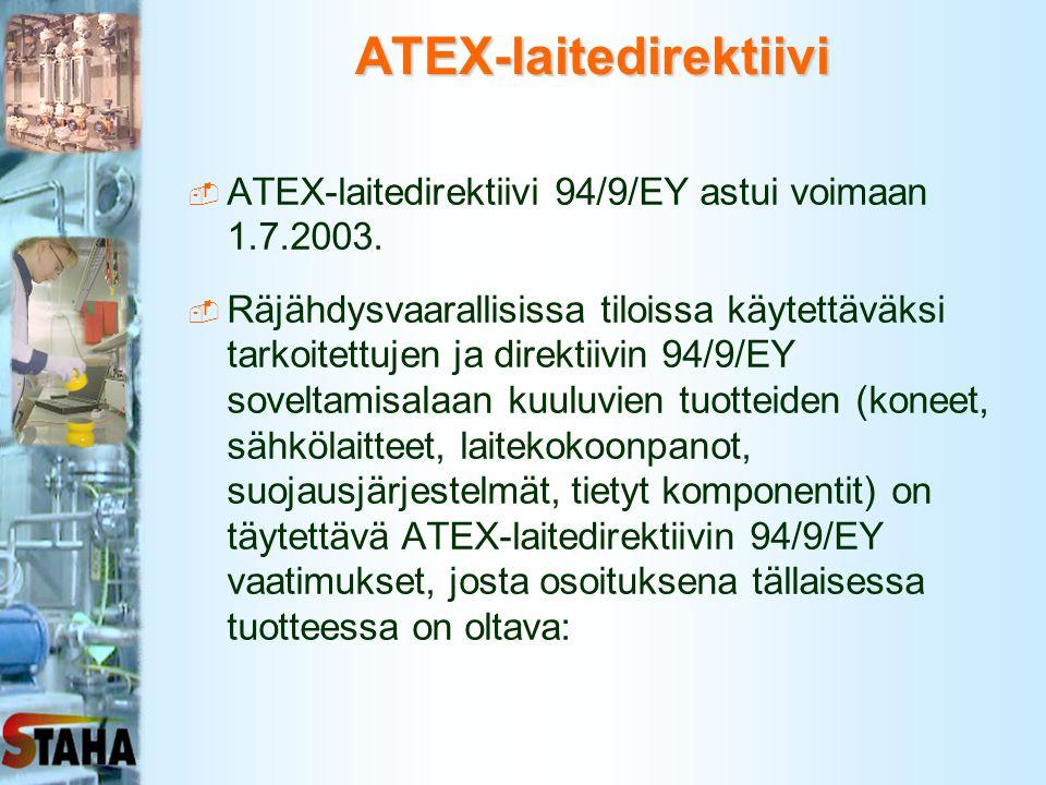 ATEX-laitedirektiivi