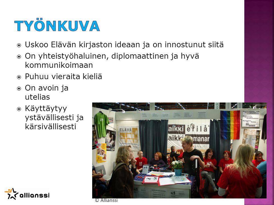 Elävä kirjasto Hyvinkäällä © Anna Brotkin, Hyvinkään nuorisopalvelut