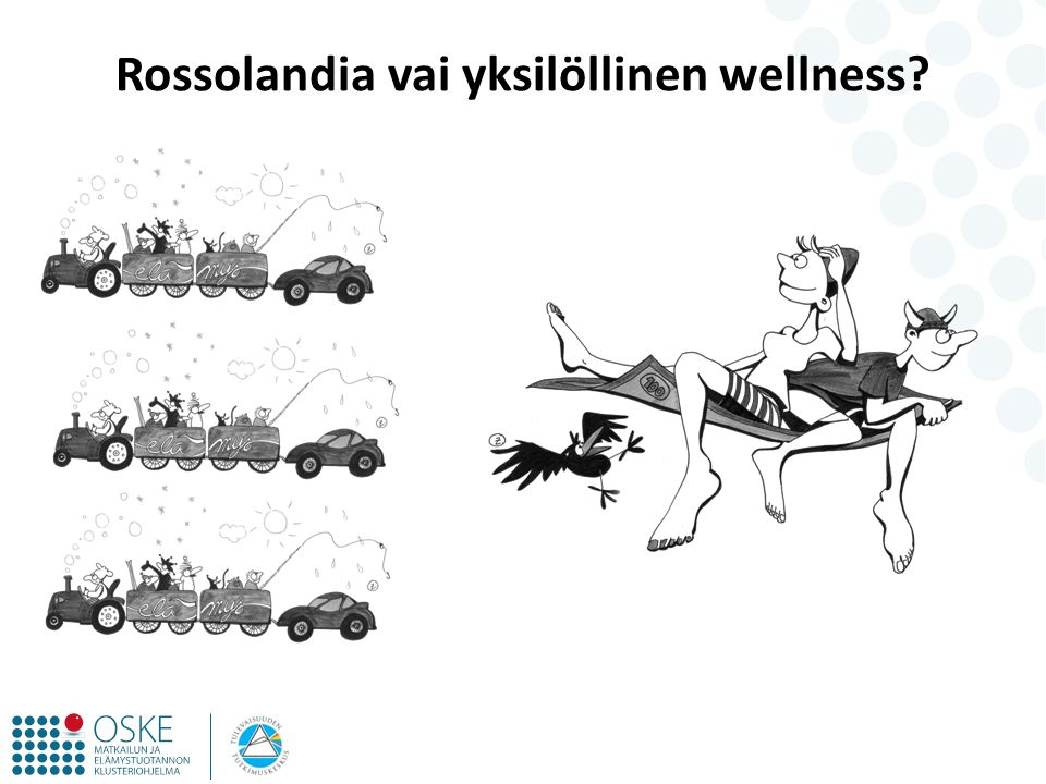 Rossolandia vai yksilöllinen wellness