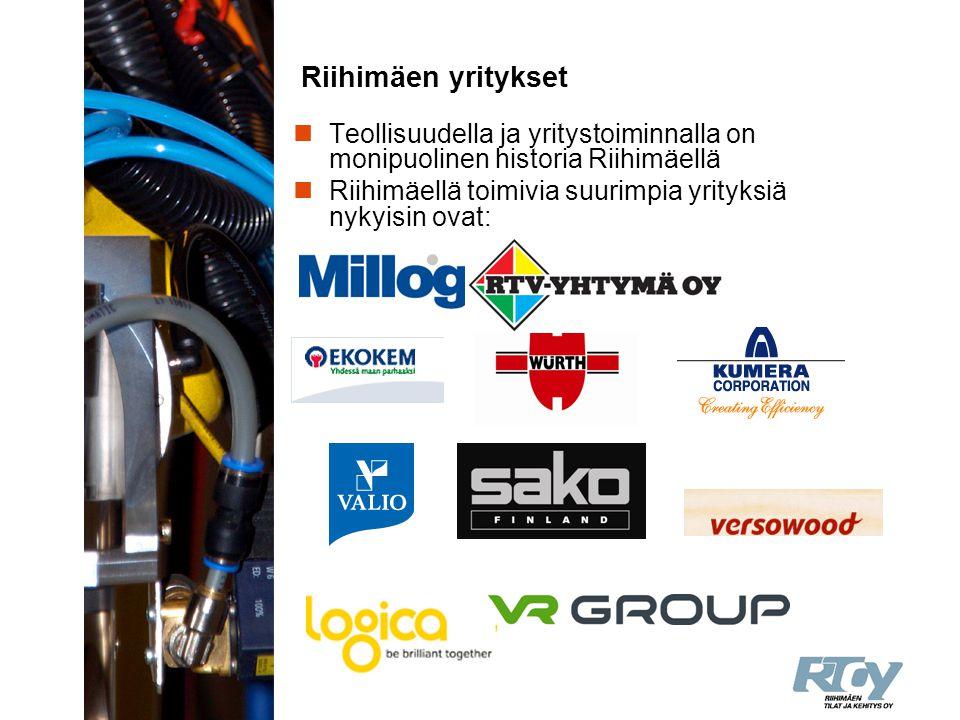 Riihimäen yritykset Teollisuudella ja yritystoiminnalla on monipuolinen historia Riihimäellä.
