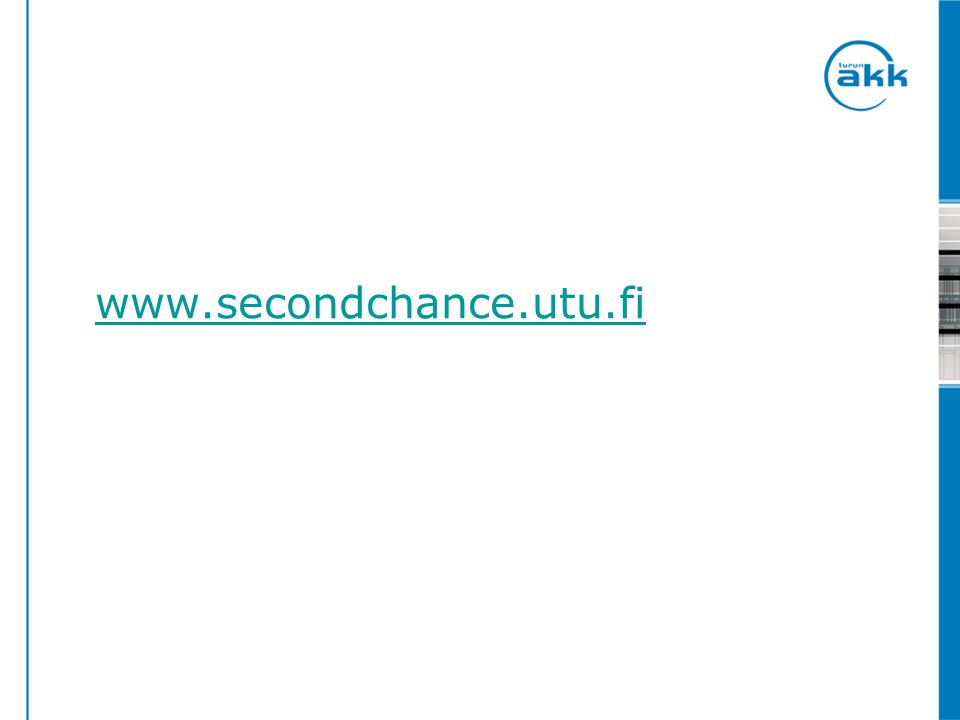 www.secondchance.utu.fi