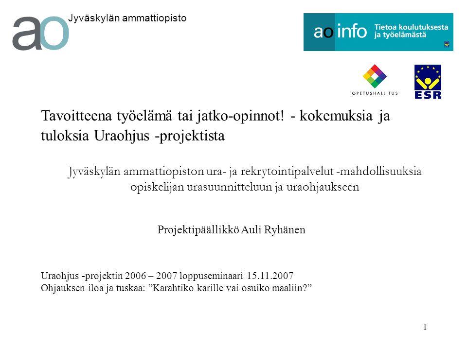 Jyväskylän ammattiopisto