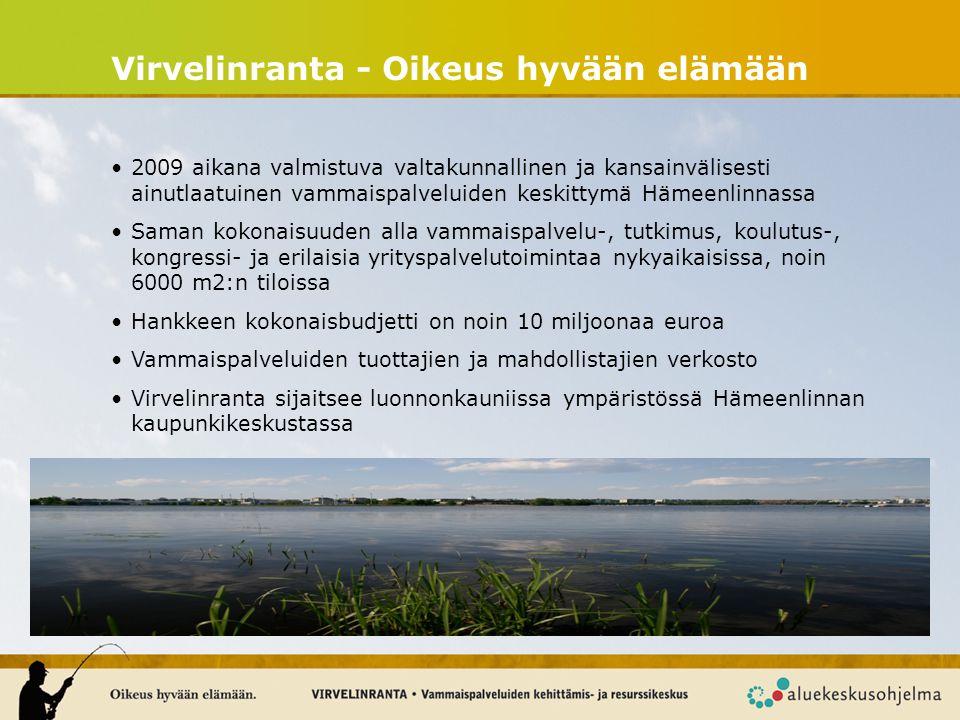 Virvelinranta - Oikeus hyvään elämään