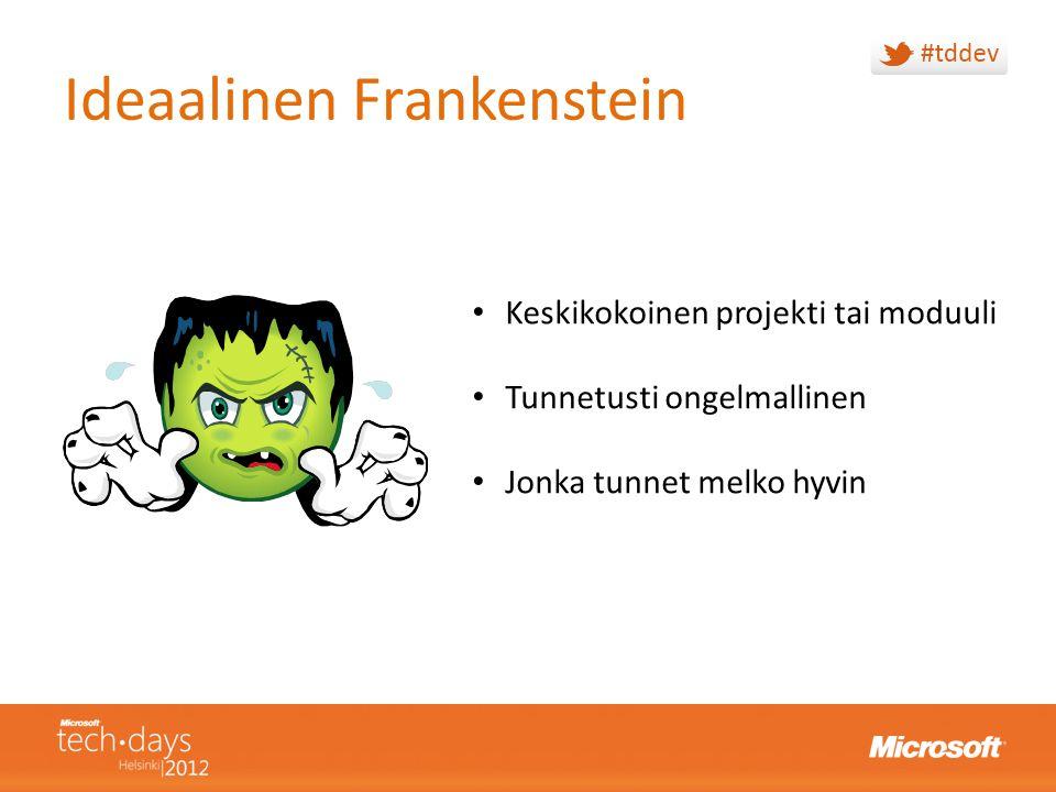 Ideaalinen Frankenstein