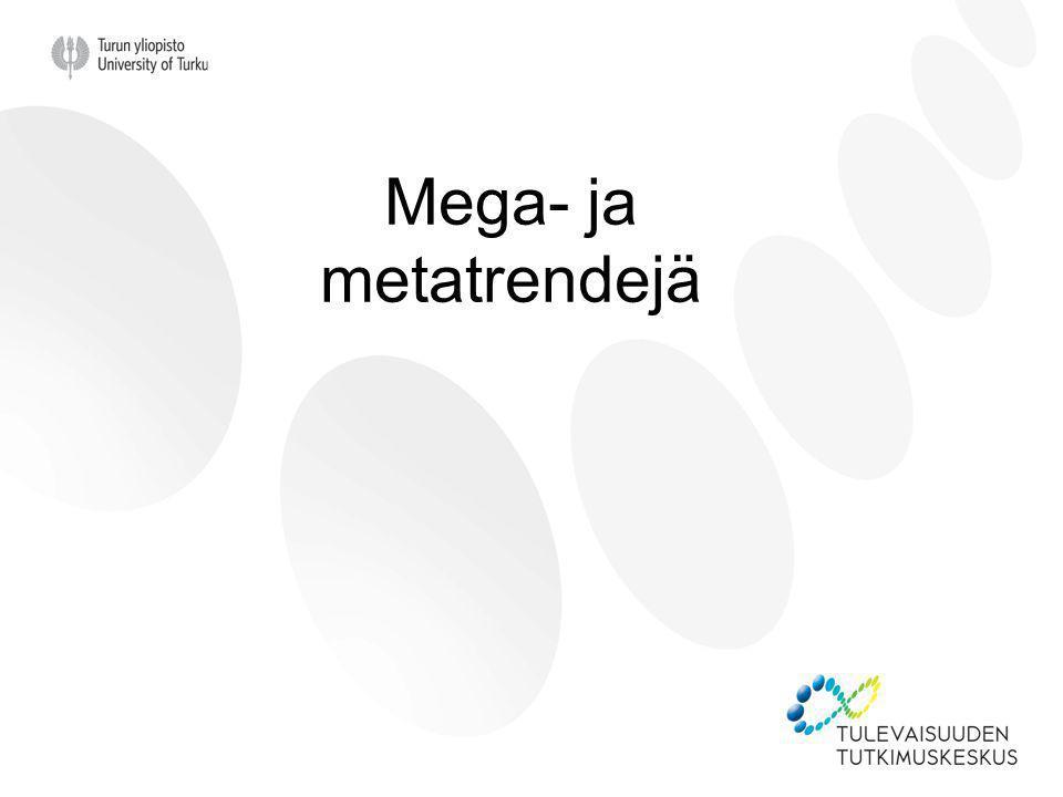Mega- ja metatrendejä