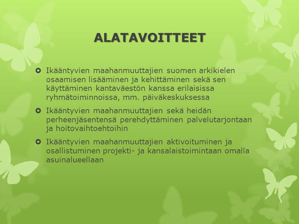 ALATAVOITTEET