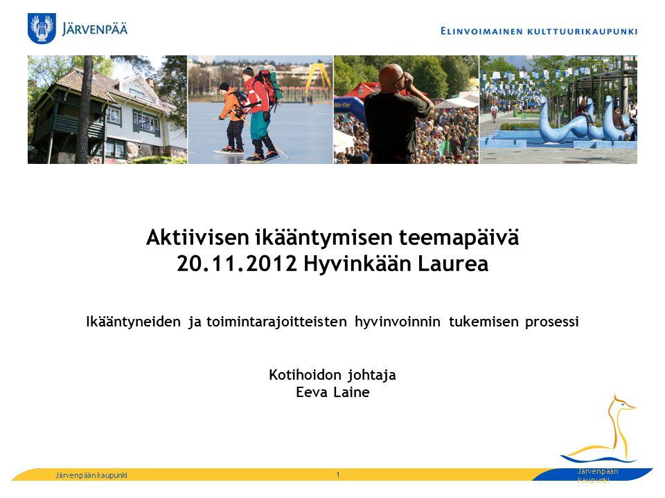 Aktiivisen ikääntymisen teemapäivä 20. 11