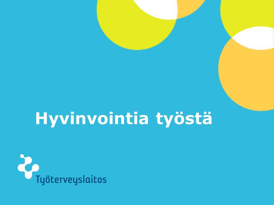 Hyvinvointia työstä Savinainen, Oksa & Merivirta