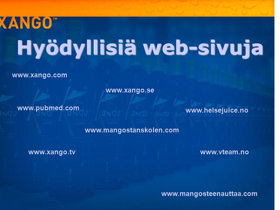 Hyödyllisiä web-sivuja