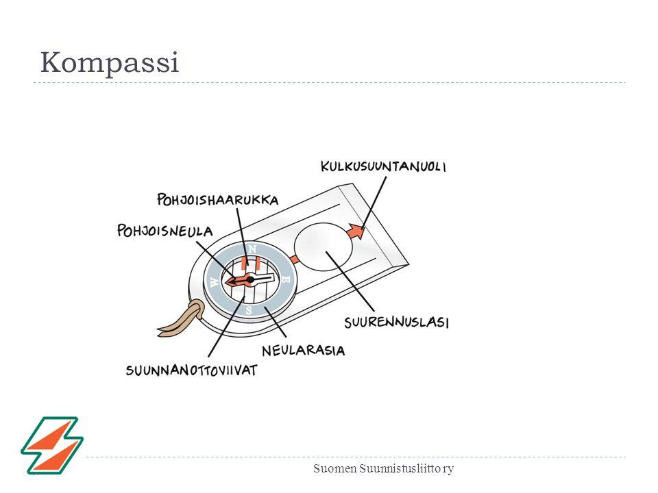 Kompassi Suomen Suunnistusliitto ry