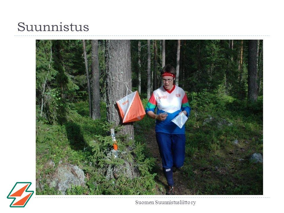 Suunnistus Suomen Suunnistusliitto ry