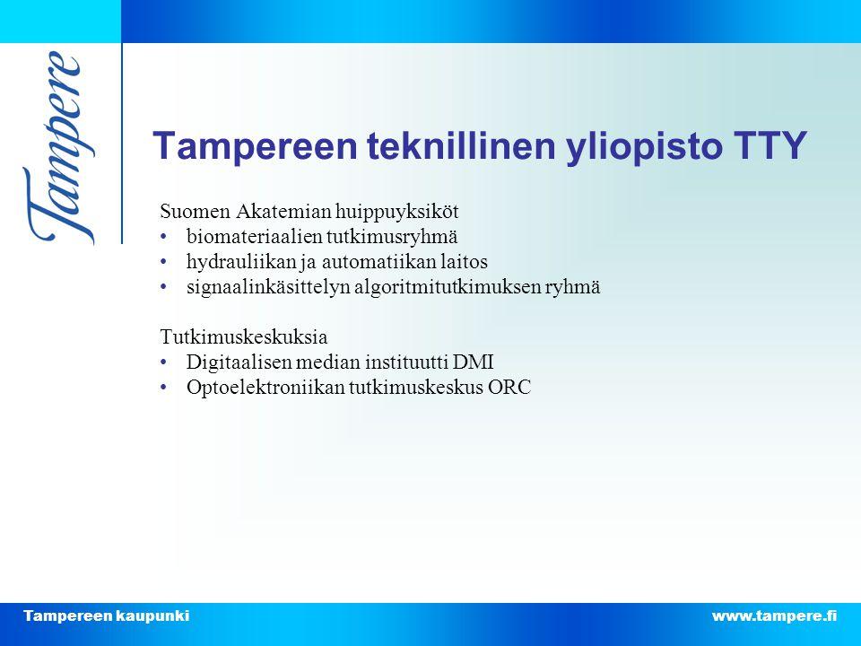 Tampereen teknillinen yliopisto TTY