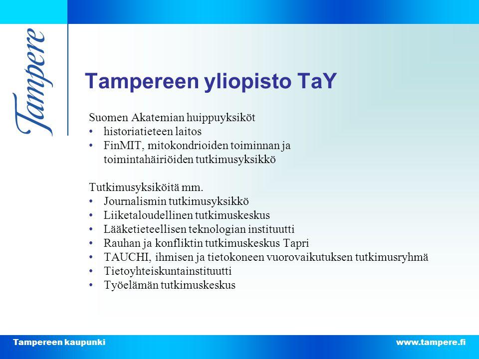 Tampereen yliopisto TaY