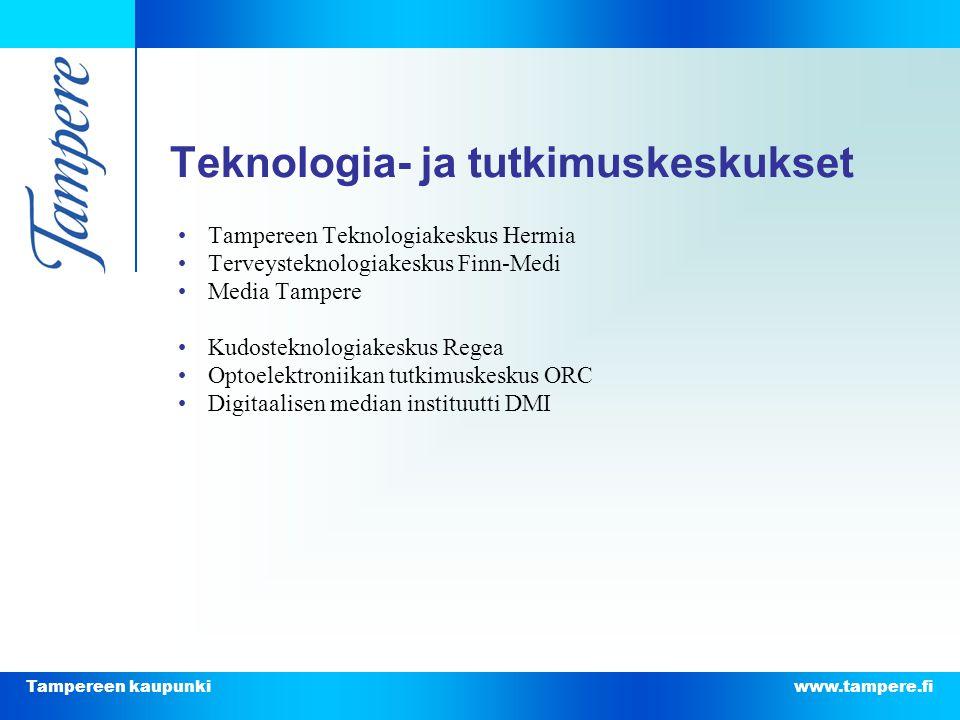 Teknologia- ja tutkimuskeskukset
