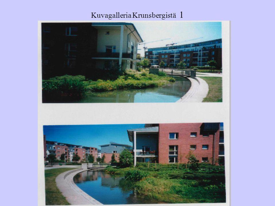 Kuvagalleria Krunsbergistä 1
