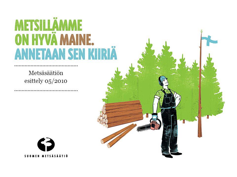 Metsäsäätiön esittely 05/2010