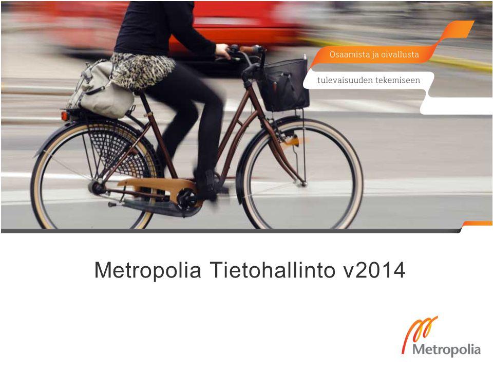 Metropolia Tietohallinto v2014