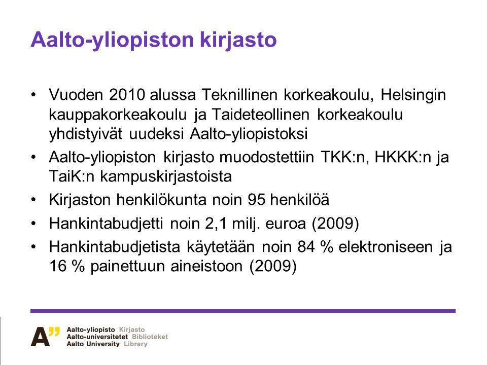 Aalto-yliopiston kirjasto