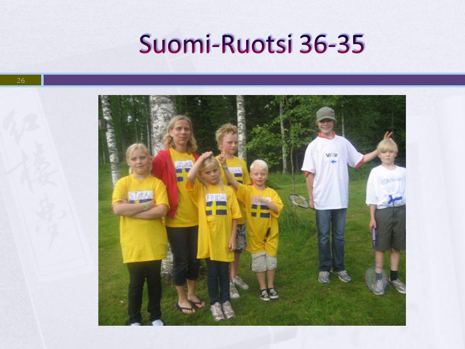 Suomi-Ruotsi 36-35