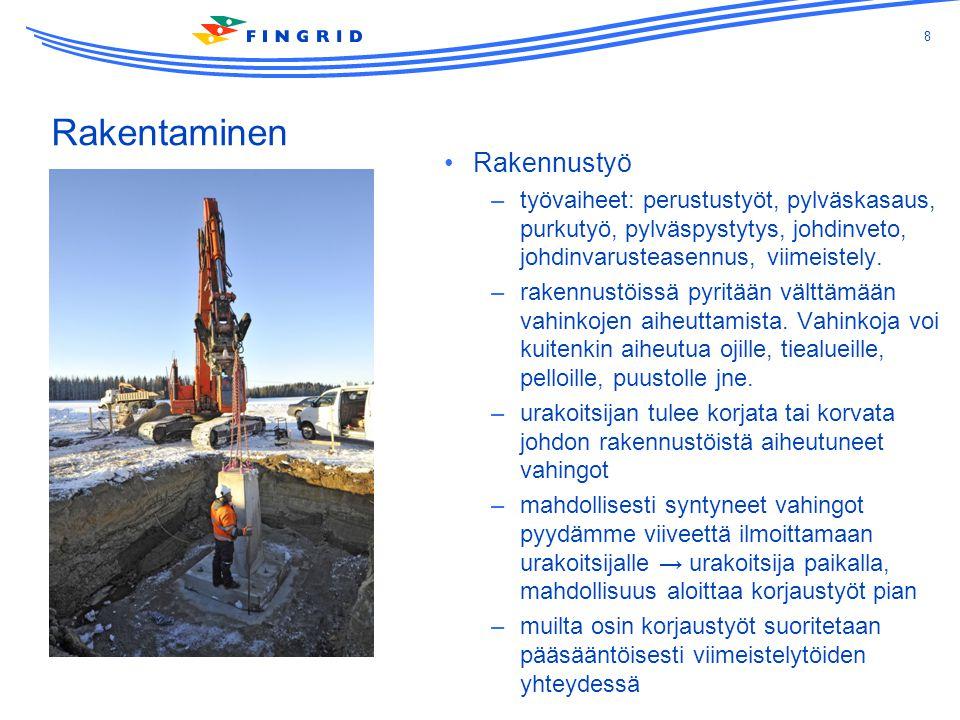 Rakentaminen Rakennustyö