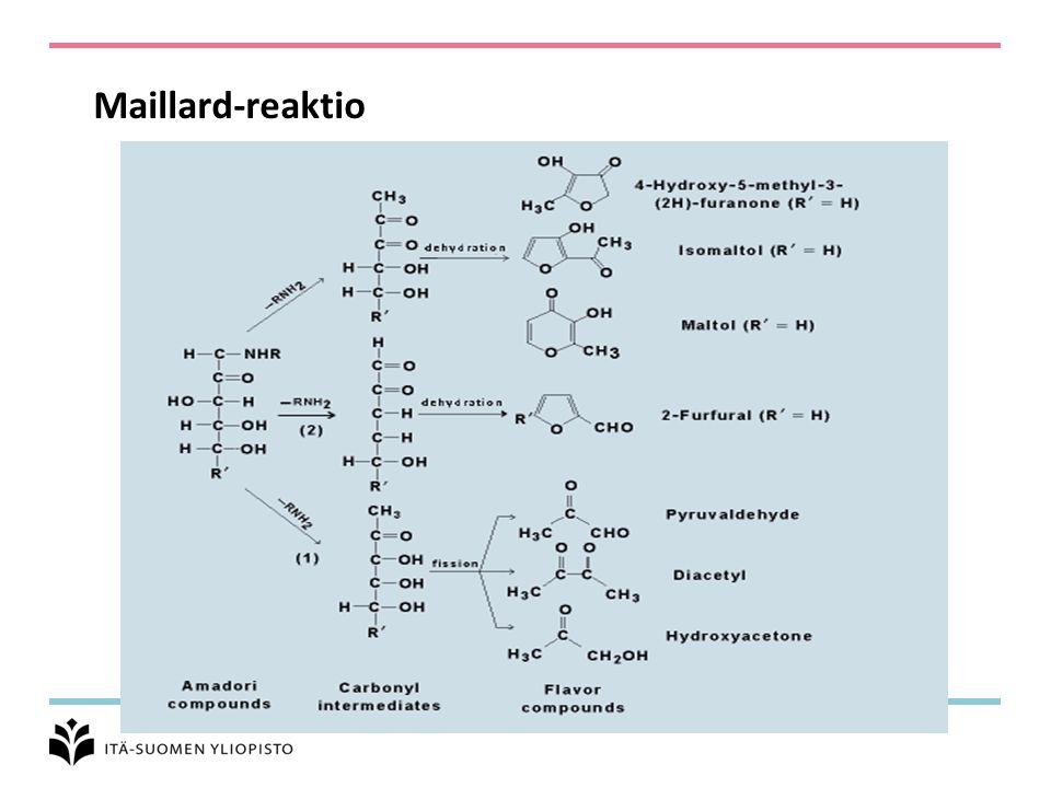 Maillard-reaktio