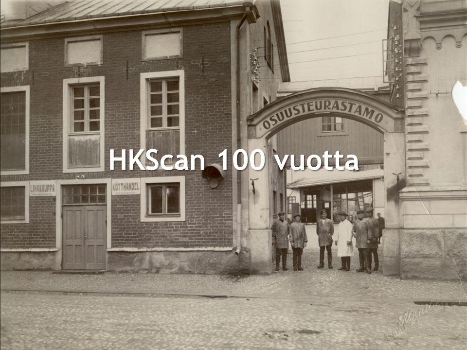 HKScan 100 vuotta