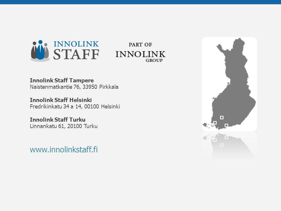 www.innolinkstaff.fi Innolink Staff Tampere