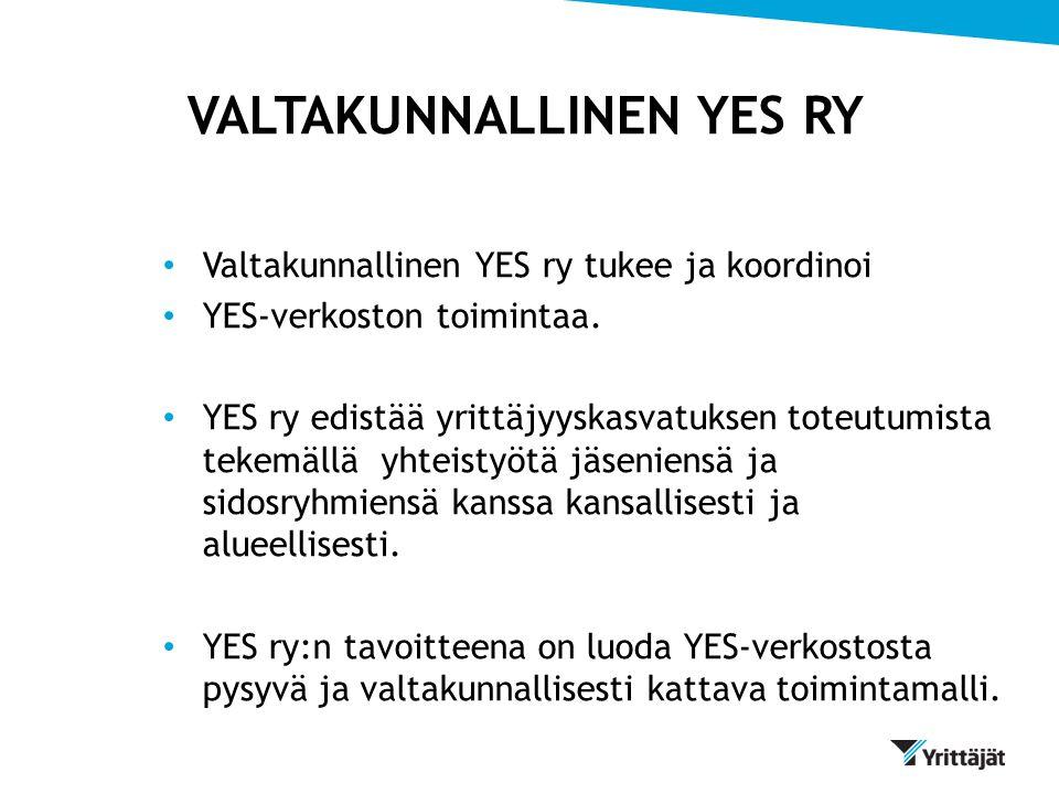 VALTAKUNNALLINEN YES RY