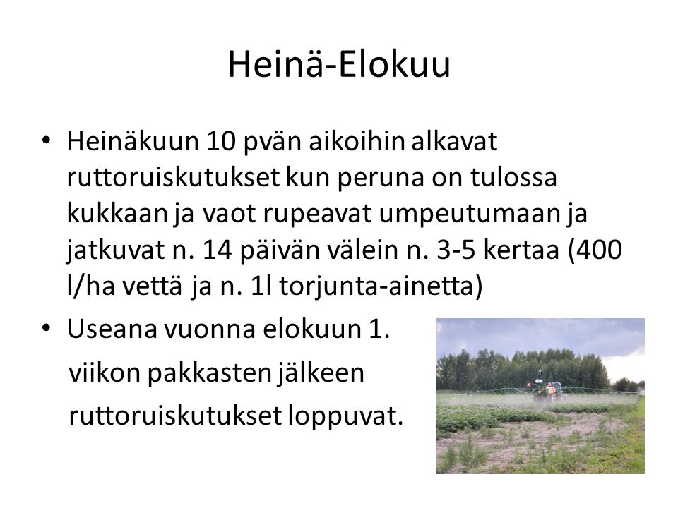 Heinä-Elokuu