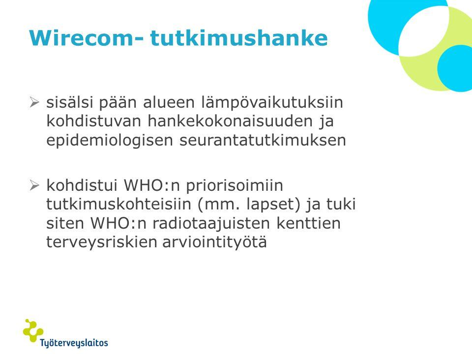 Wirecom- tutkimushanke
