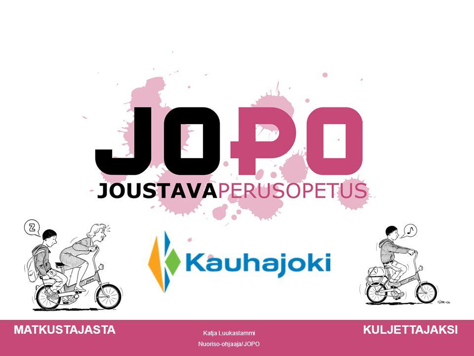 Nuoriso-ohjaaja/ JOPO